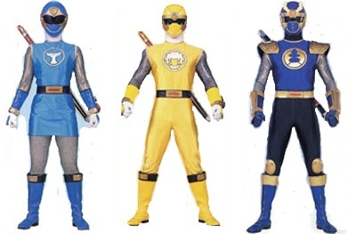 In the 11th Season of Power Rangers Ninja Storm ...  sc 1 st  Morphinu0027 Legacy : power rangers ninja storm costume  - Germanpascual.Com