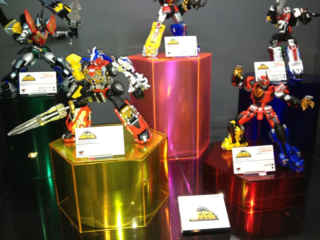 Power Rangers Jungle Fury Jungle Pride Megazord  Jungle Pride Megazord