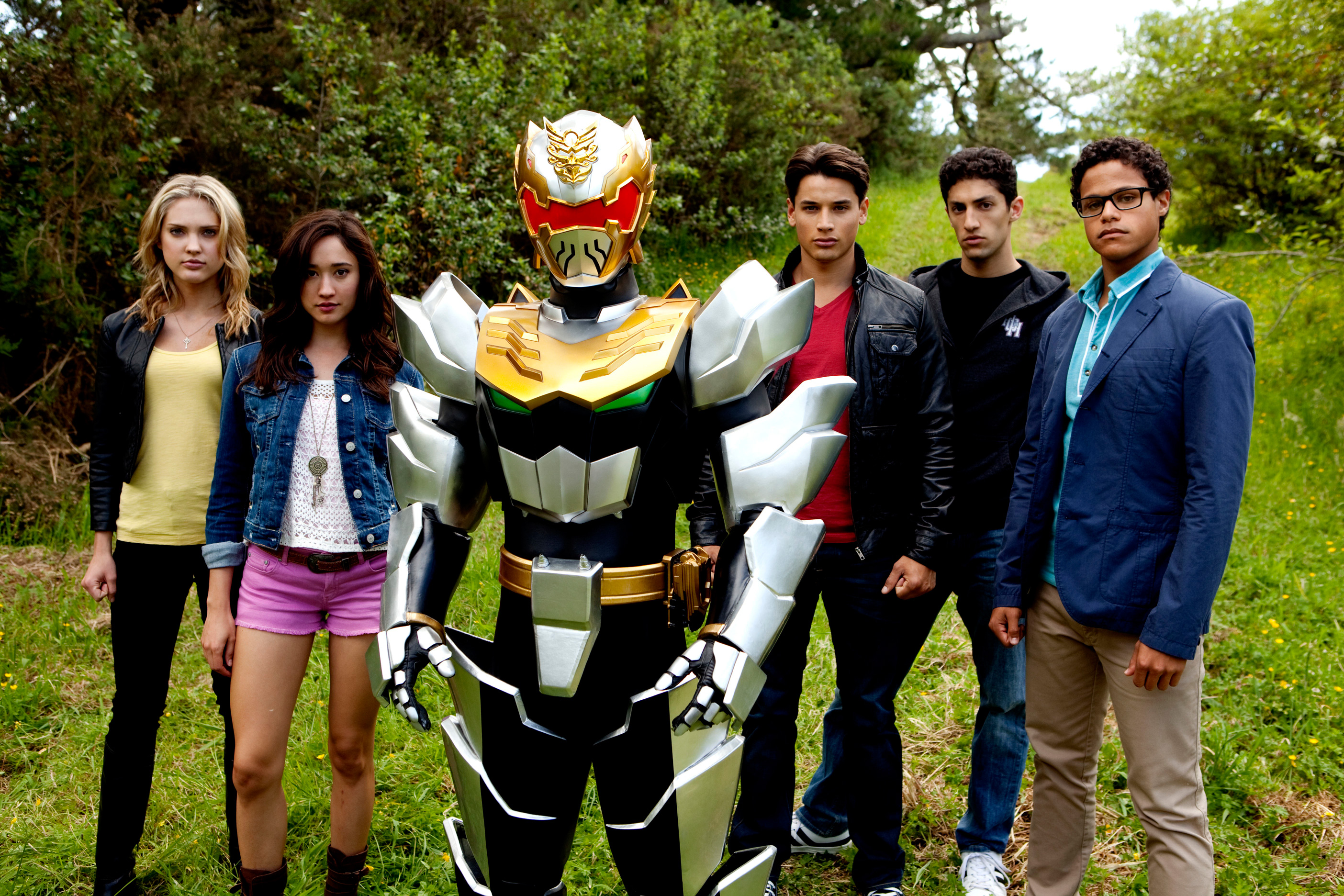 Power Rangers Megaforce Robo Knight Coloring Pages