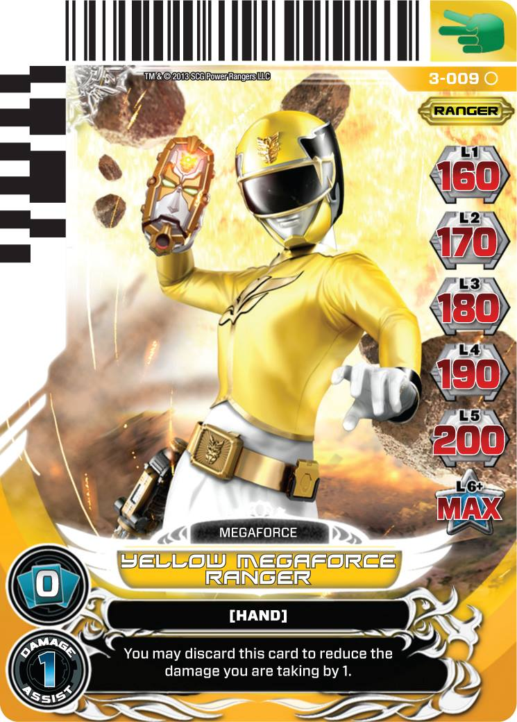 Jungle fury cards and more from acg morphin 39 legacy - Power rangers megaforce jungle fury ...