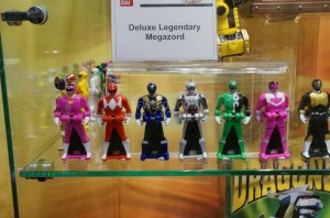 SDCC 2013 Bandai Power Rangers 006