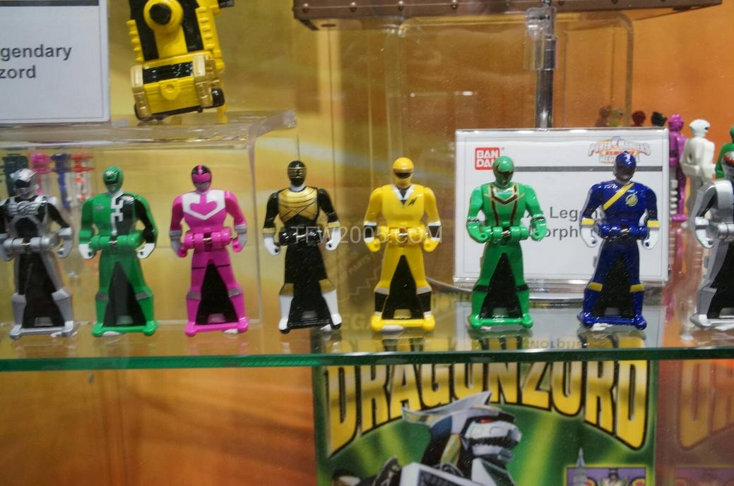 SDCC 2013 Bandai Power Rangers 007
