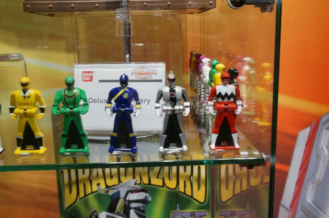 SDCC 2013 Bandai Power Rangers 008