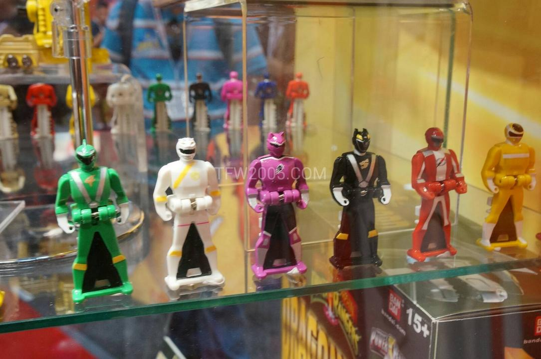 SDCC 2013 Bandai Power Rangers 010