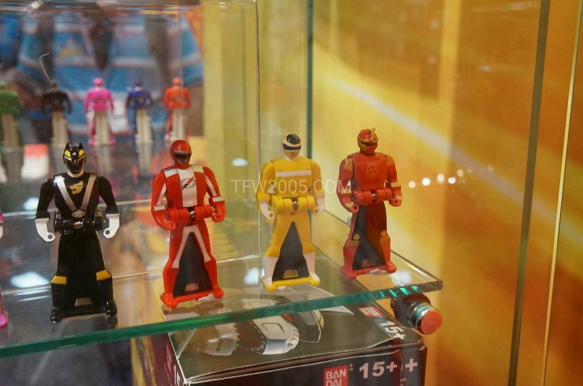 SDCC 2013 Bandai Power Rangers 011