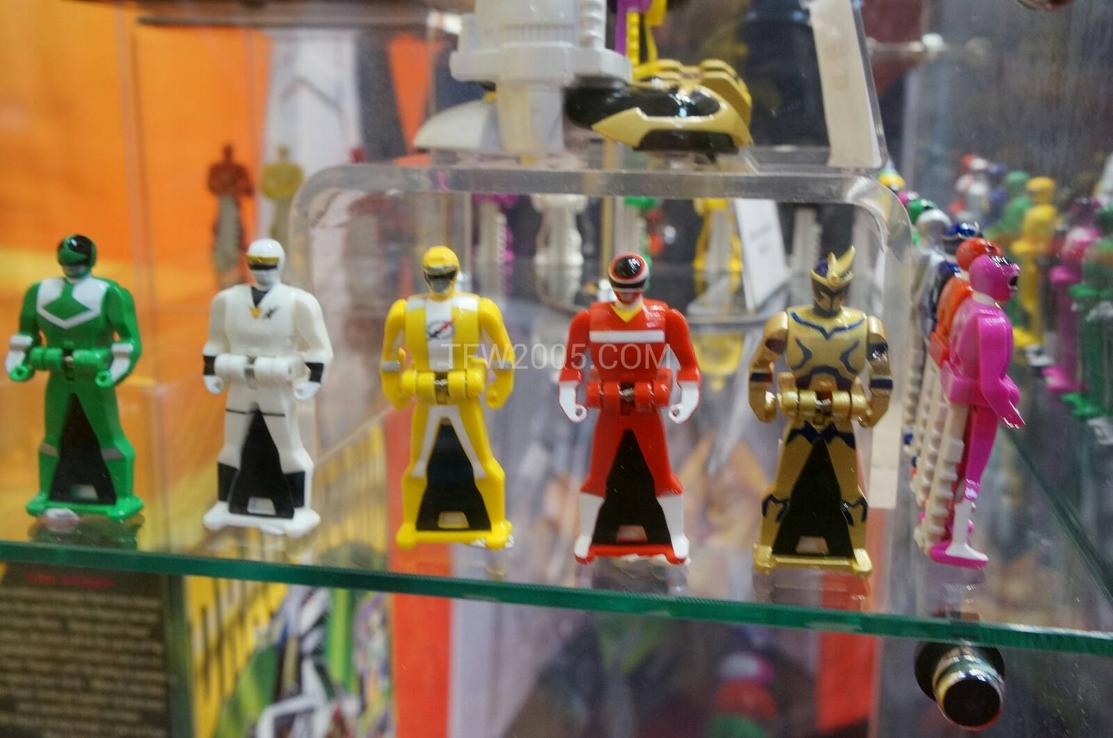SDCC 2013 Bandai Power Rangers 012