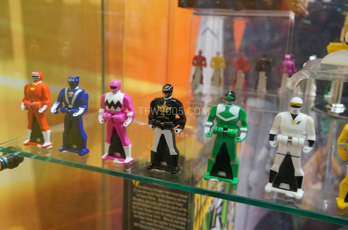 SDCC 2013 Bandai Power Rangers 013