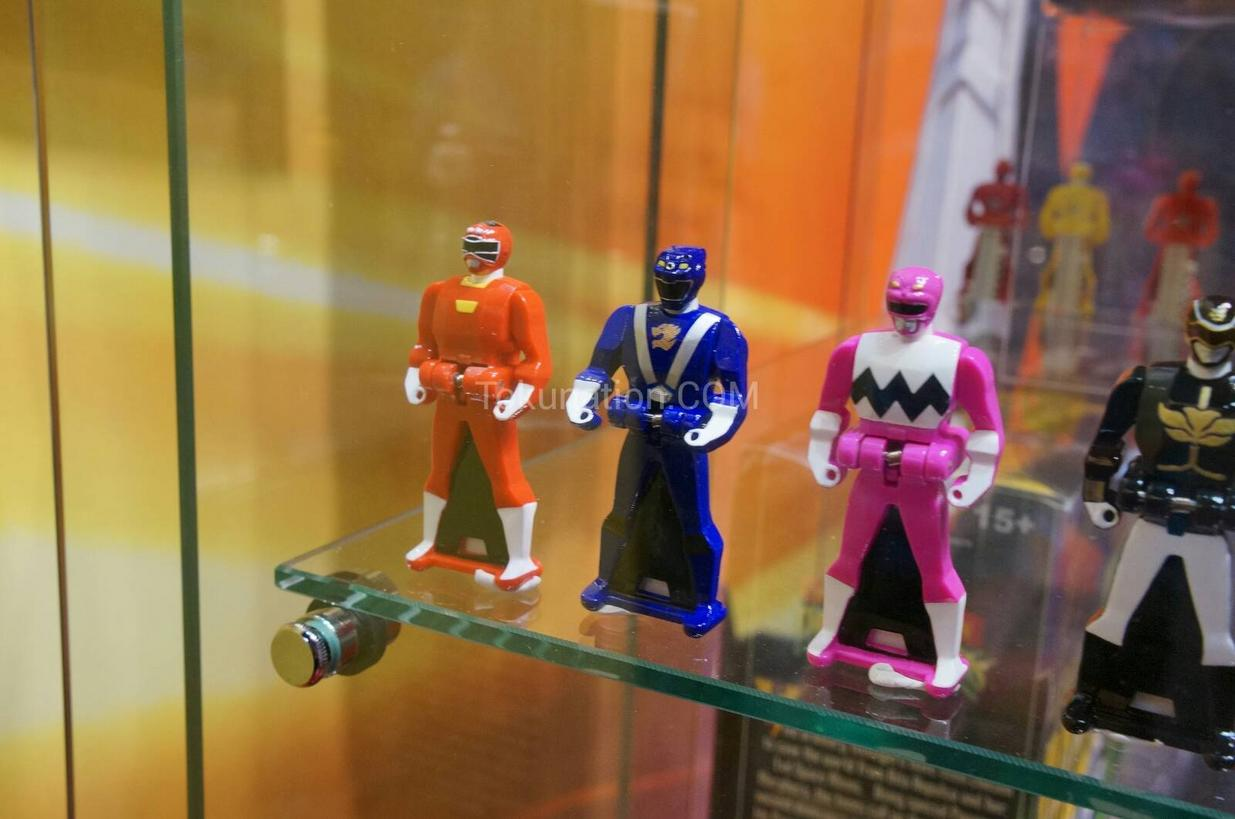 SDCC 2013 Bandai Power Rangers 014