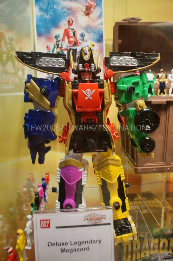 SDCC 2013 Bandai Power Rangers 031