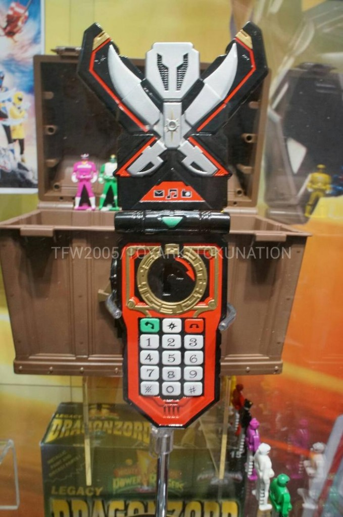 SDCC 2013 Bandai Power Rangers 037